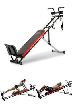 Incline Decline Bench Adjustable Exercise Equipment Abs Work