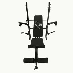 Indoor Easy Adjustable Foldable Home gym weight exercise ben