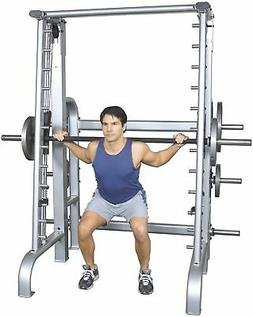 Inflight Counter Balanced Smith Machine