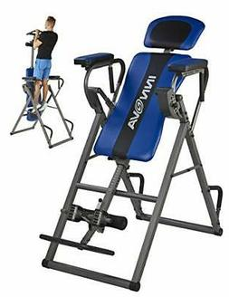 Innova Health and Fitness ITP1000 12-in-1 Inversion Table wi