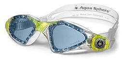 Aqua Sphere Kid's Kayenne Junior Swimming Goggle - Blue Lens