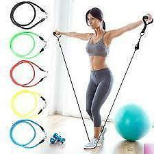 11 Pack Resistance Bands Set, Exercise Bands Home Workout, G