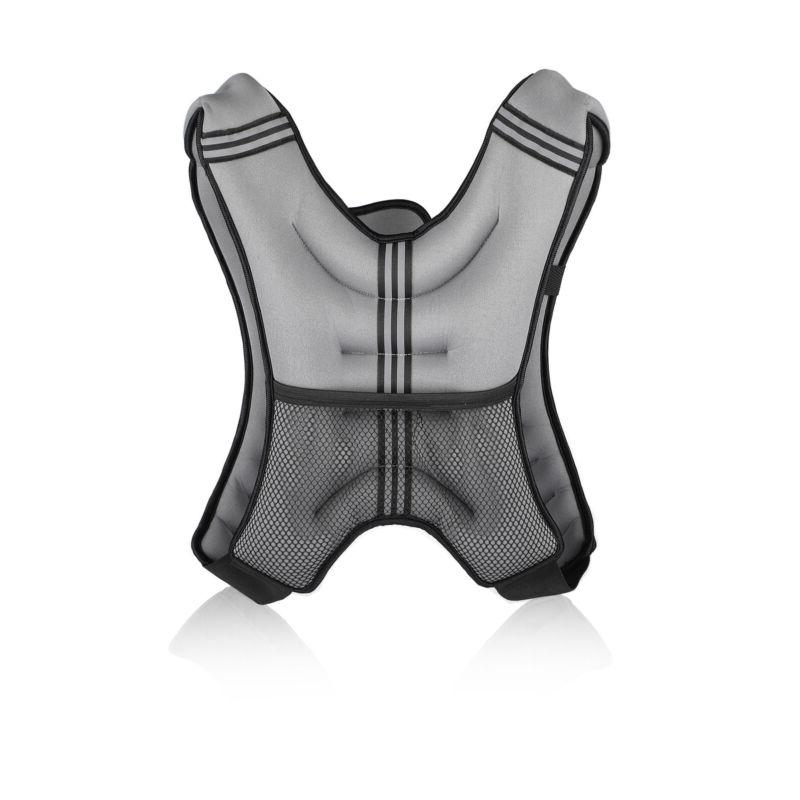 12 lb. Weight Vest Training Fitness Exercise Strength Home Gym
