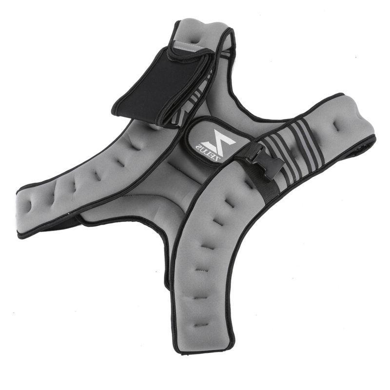 12 lb. Vest Training Strength Home Equipment