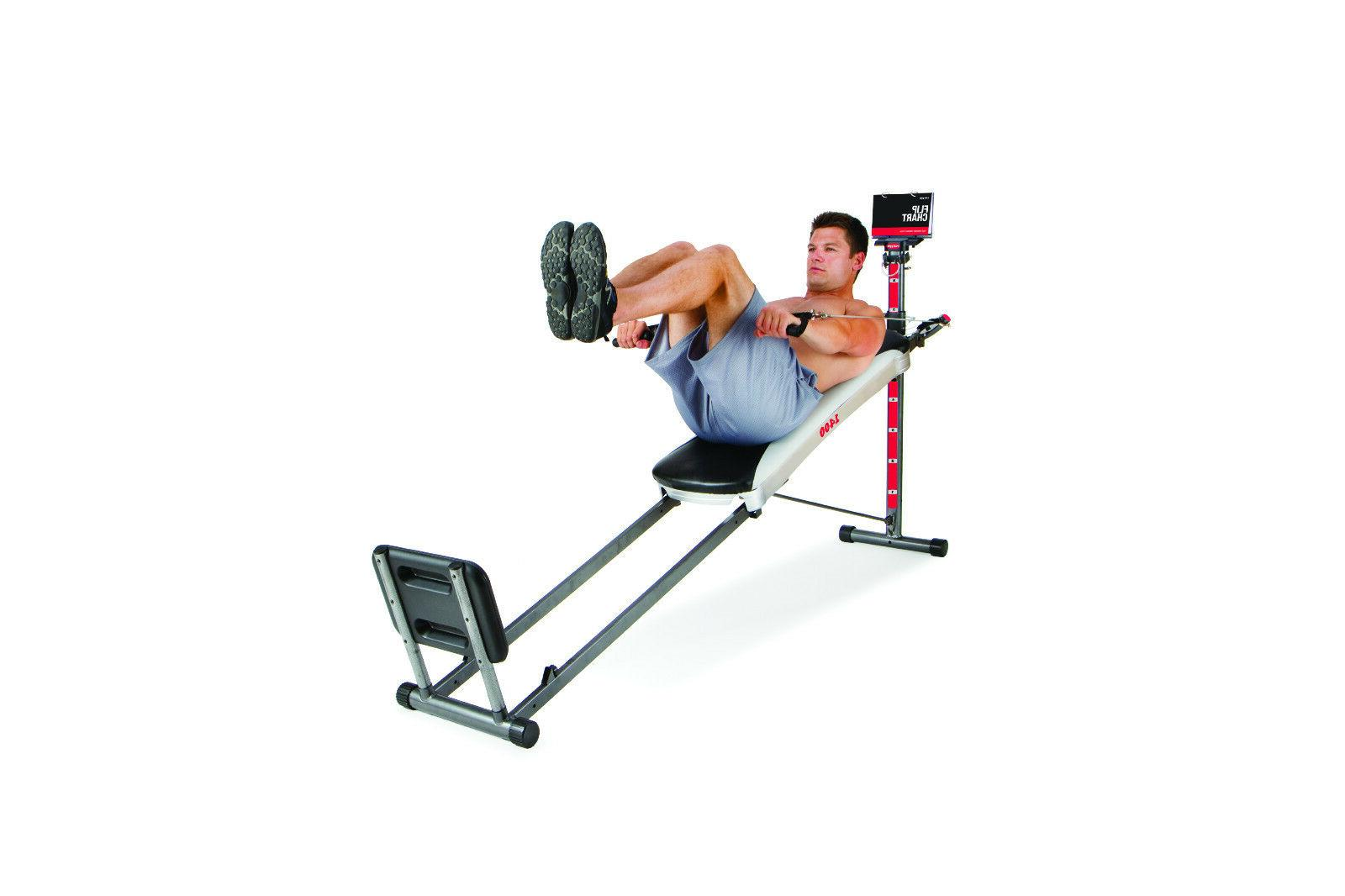 Total Gym Home Fitness Equipment with