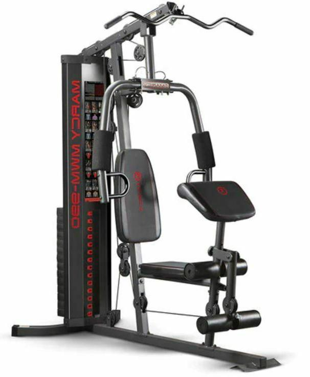 Marcy Gym Total Strength Home and Gym Machine