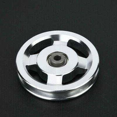 Easy Apply Gym Home Pulley Wheel Die Casting Fitness Replace