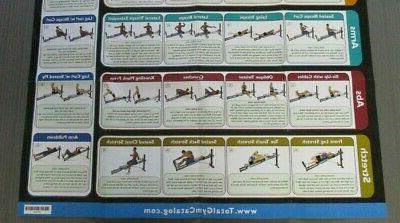 EXERCISE WALL CHART