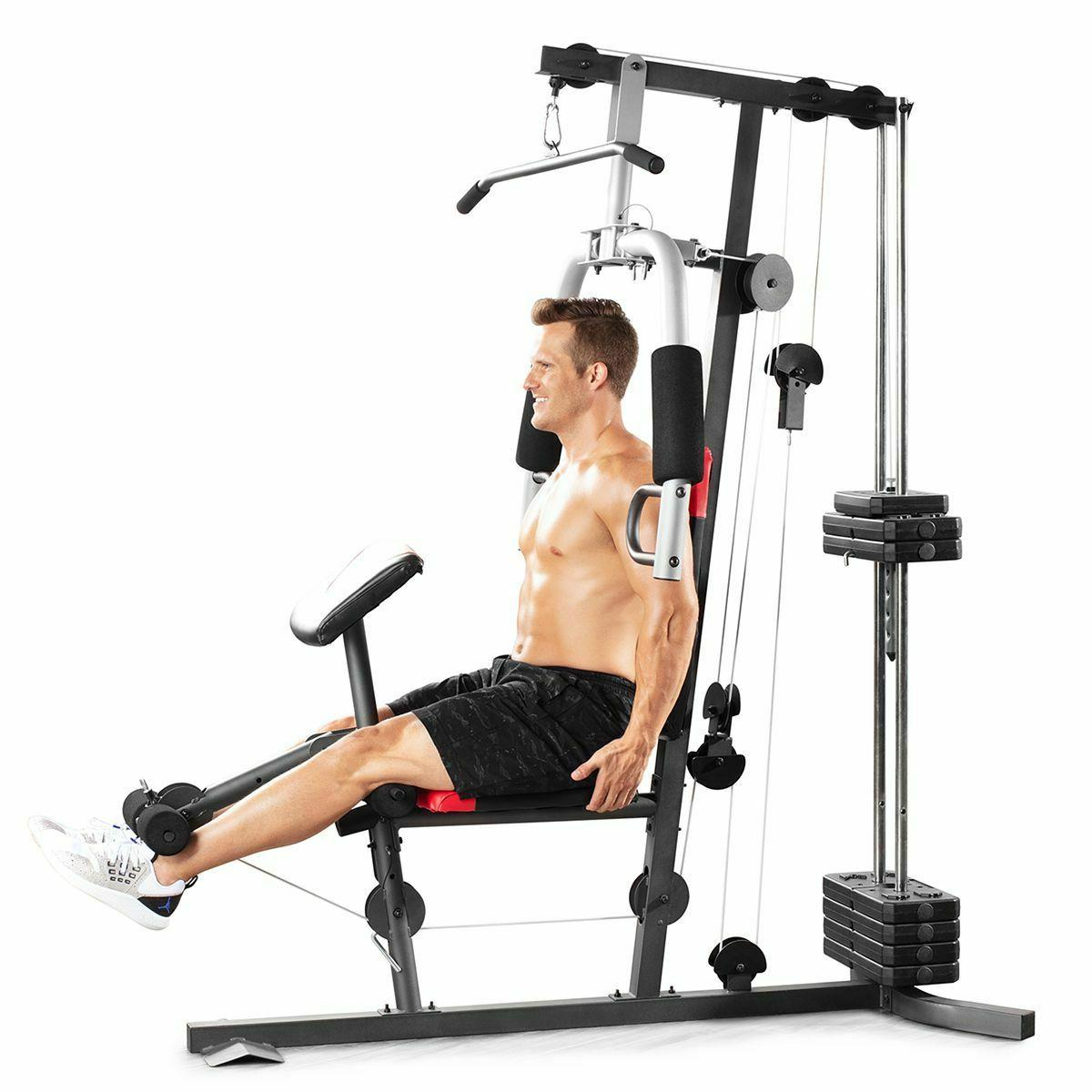 Weider Home Fitness Exercise Weights Bench
