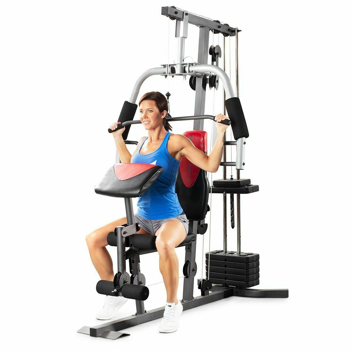 Weider 2980 Gym Weights Bench System