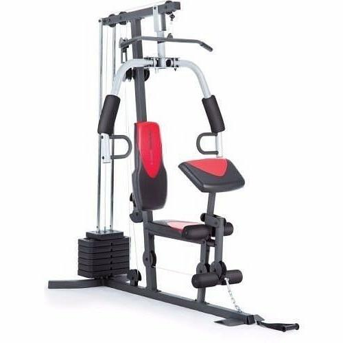2980 home gym with 80 lbs of