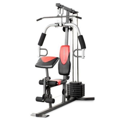Weider 2980 X Home Gym - Red/Black