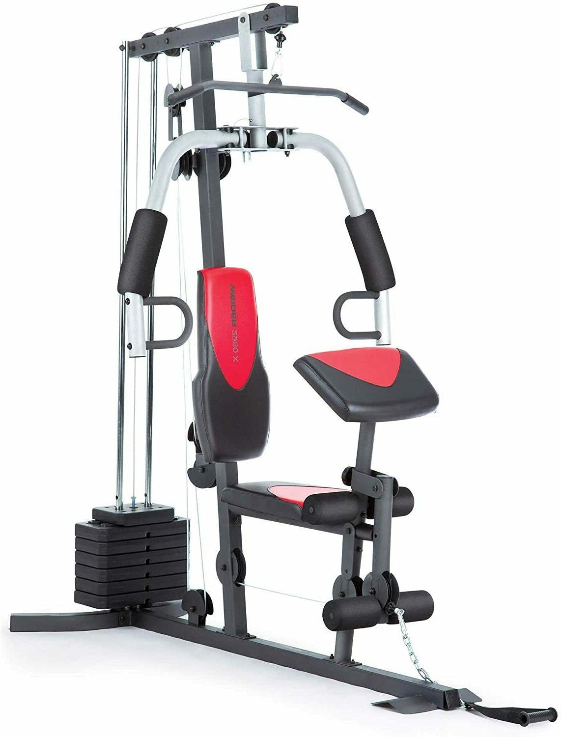 2980 home gym fitness machine exercise workout