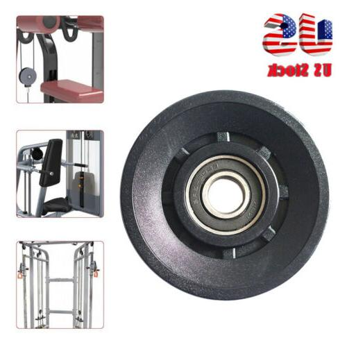 Home Gym Replacement Pulley w/Bearings - Weider - Marcy - Pu