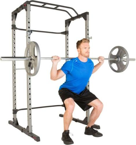 Fitness Reality Super Max Power Cage 800lbs Weight