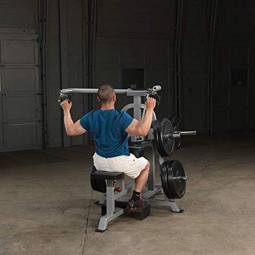 Body-Solid Leverage Pulldown Machine
