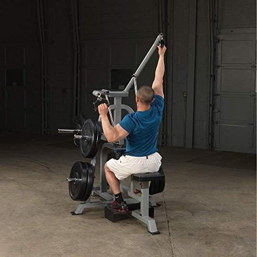 Body-Solid Pulldown Machine