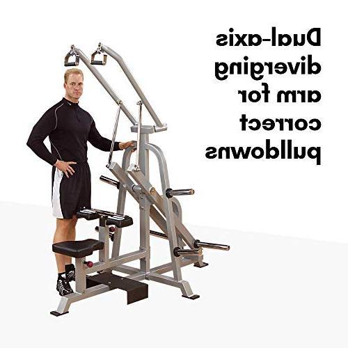 Body-Solid Lat Pulldown Machine