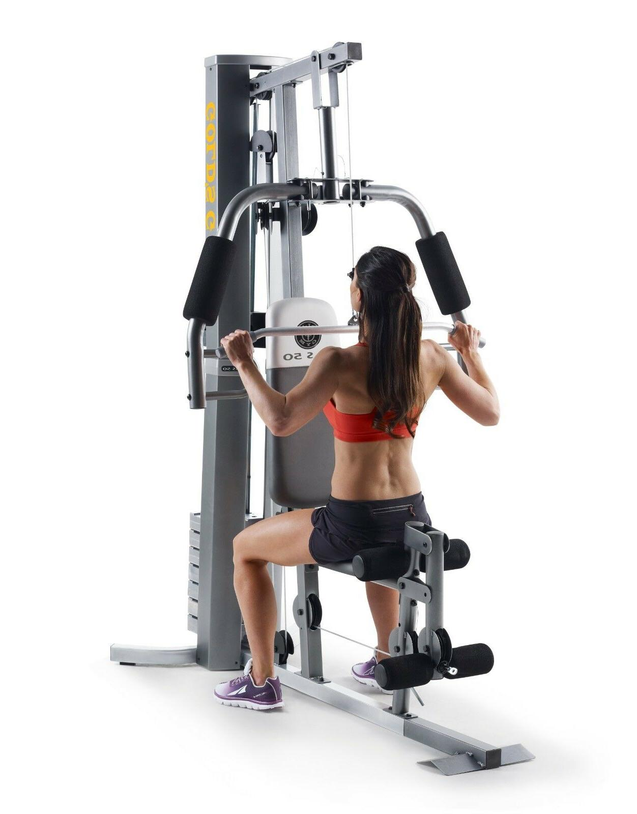 Home Gym Machine Workout Exercise High Low