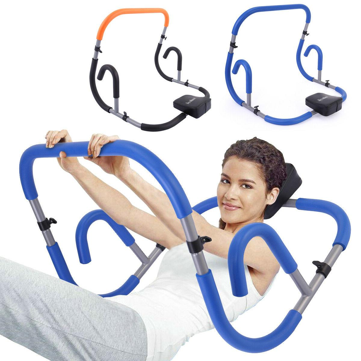 ab fitness crunch abdominal exercise fitness glider