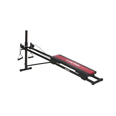 achiever home fitness folding full body workout
