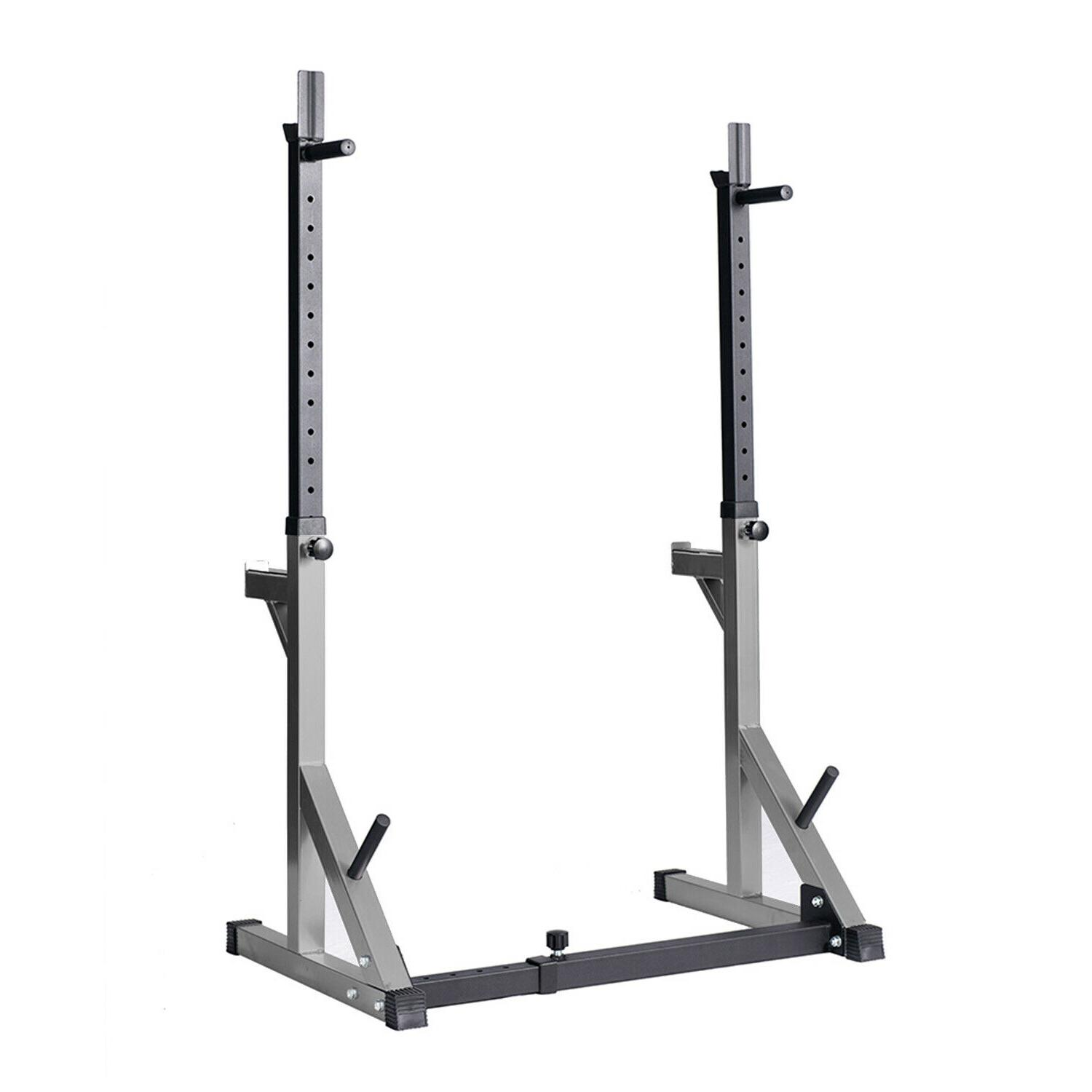 Squat Rack Multifunction Barbell Bench Press Stand Weight Pl