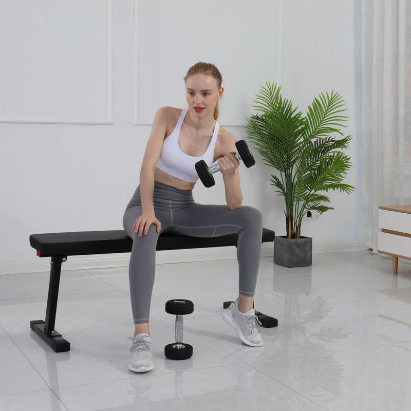 Foldable Weight Incline Strength Workout