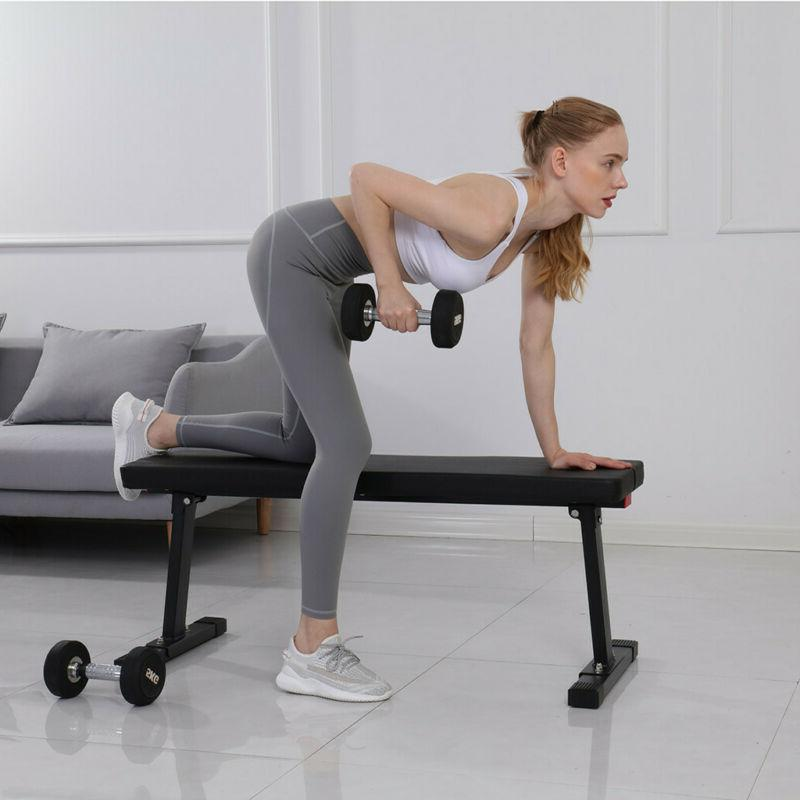 Foldable Incline Strength Workout