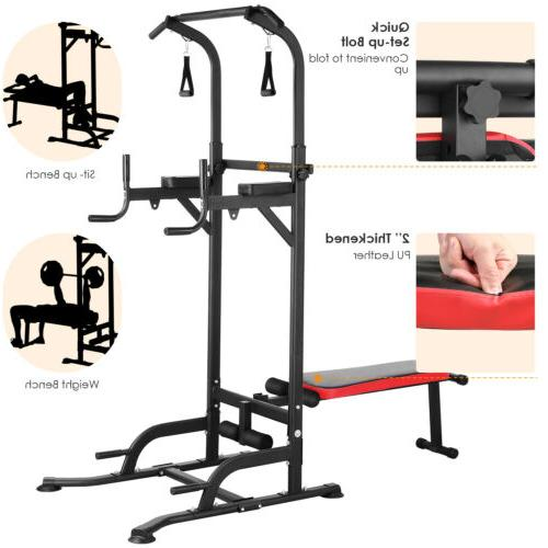 Adjustable Up Pull Push Home Fitness Core