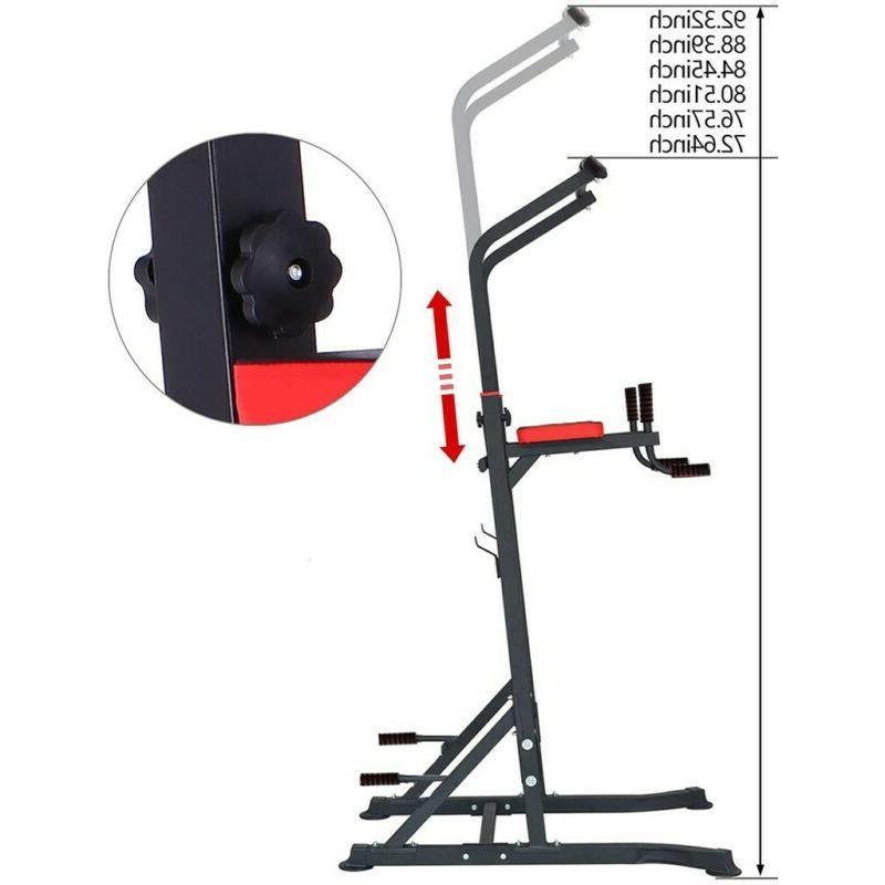 Adjustable Tower Up Gym