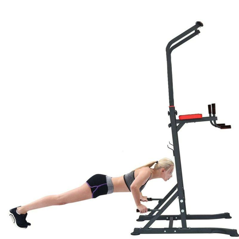 Adjustable Up Station Home Gym Strength Training
