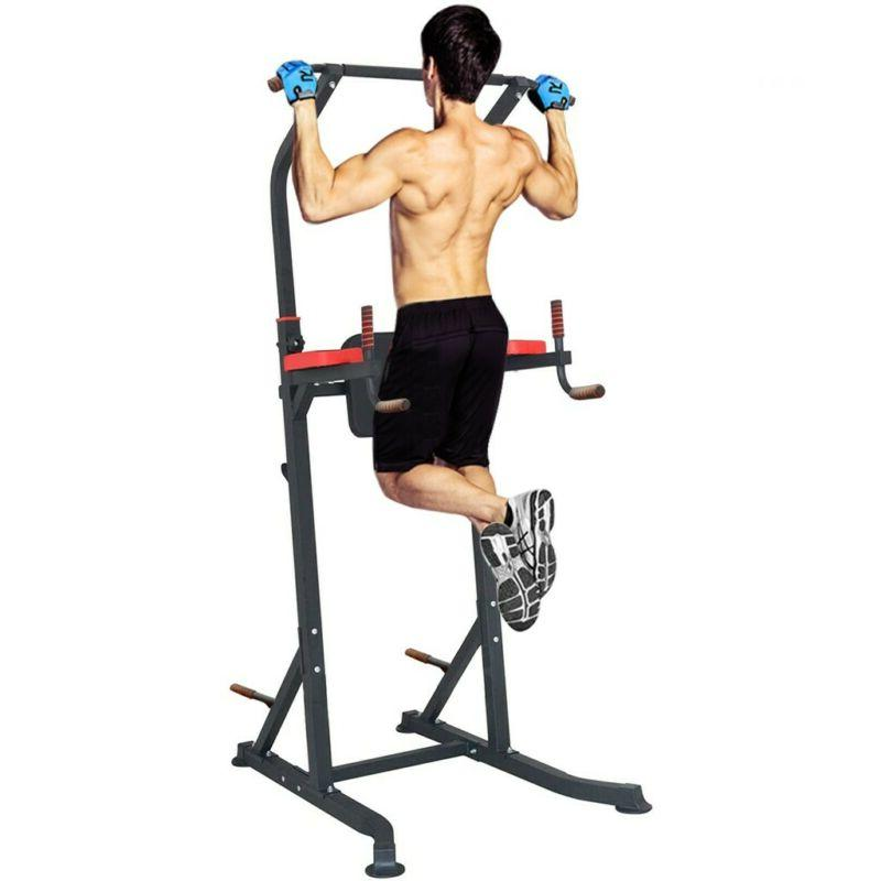 Adjustable Power Up Dip Gym