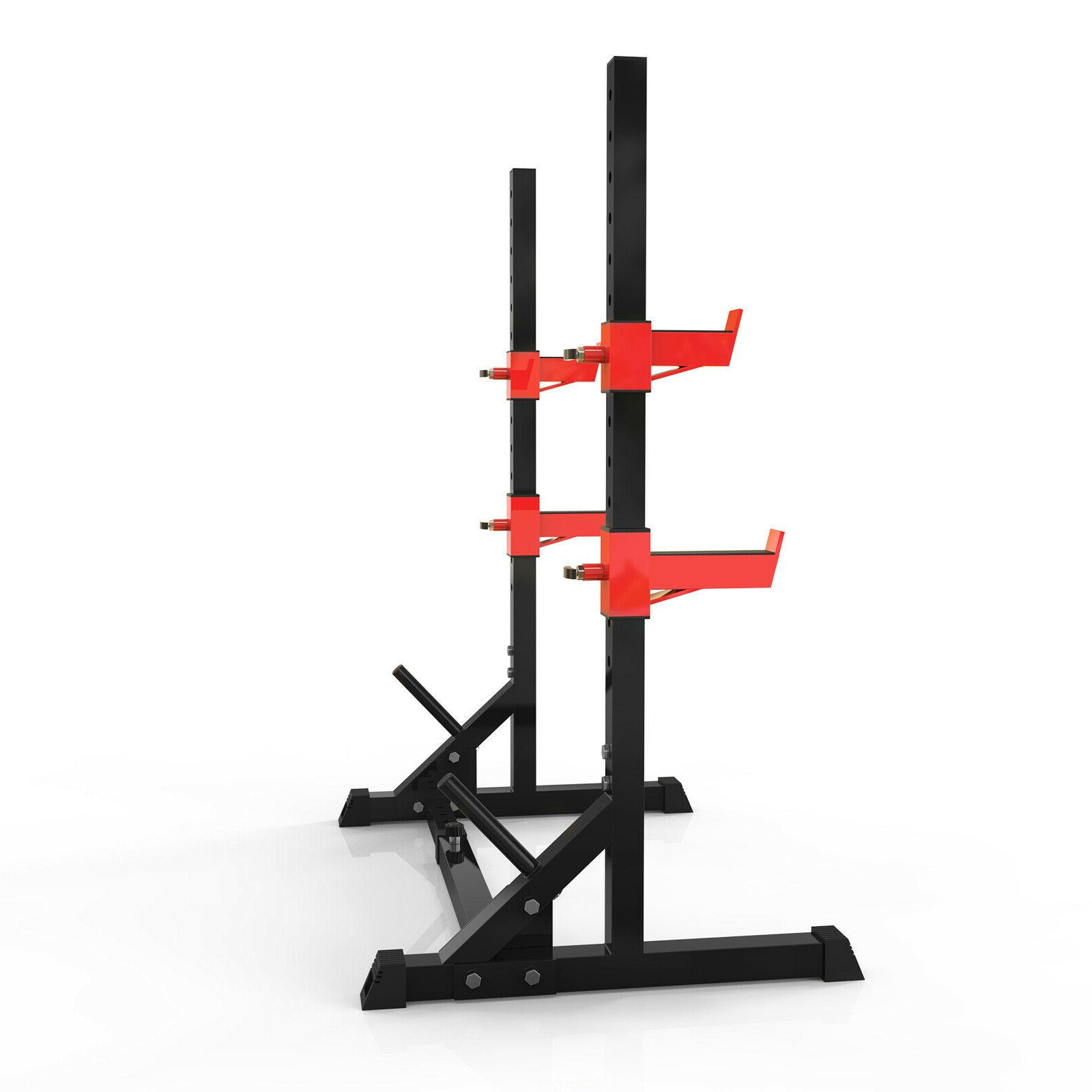 Squat Multifunction Barbell Bench Plate