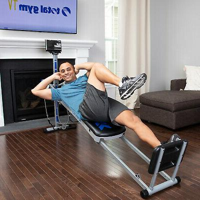 Total Home Fitness Incline w/ Levels