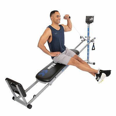 Versatile Workout Fitness Machine