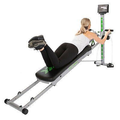 Total Gym Versatile Workout Training Fitness Machine