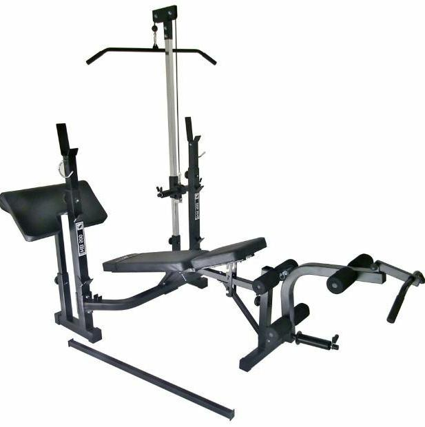 At System Workout Machine Bench Exercise Lift