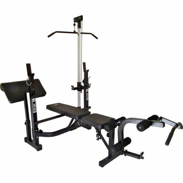 At Equipment System Workout Bench Fitness