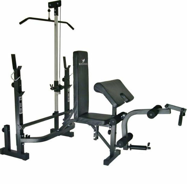 at home gym equipment system workout weights