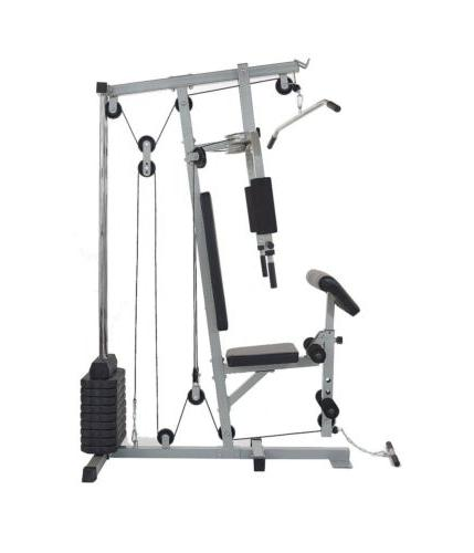 Balance From Home Gym System Workout Station With 330LB Resistance
