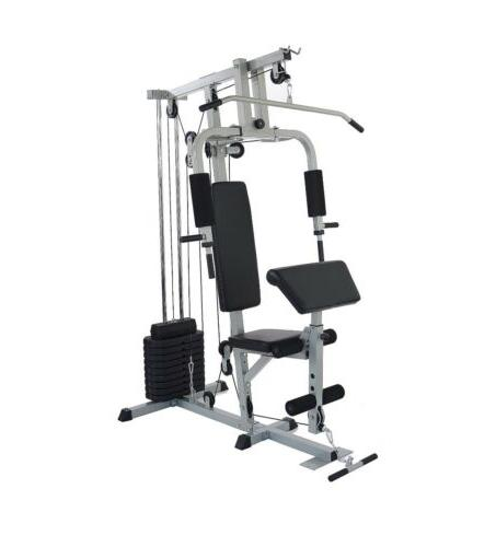balance from home gym system workout station