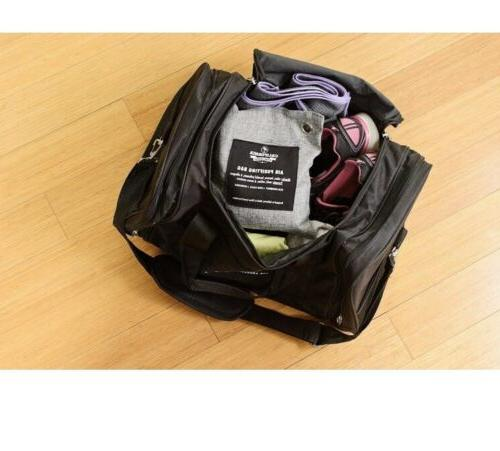 Bamboo Charcoal Purifying Bag & 50g For Car, Gym
