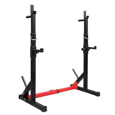 barbell stand strength power exercise fitness squat