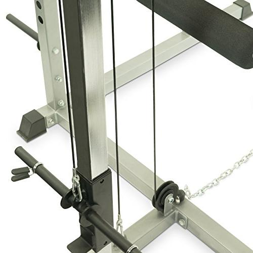Valor Fitness BD-7 Rack Lat Attachment