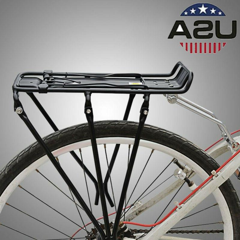Bike Rear Rack Bicycle Tailstock Quick Release Carrier Seatp