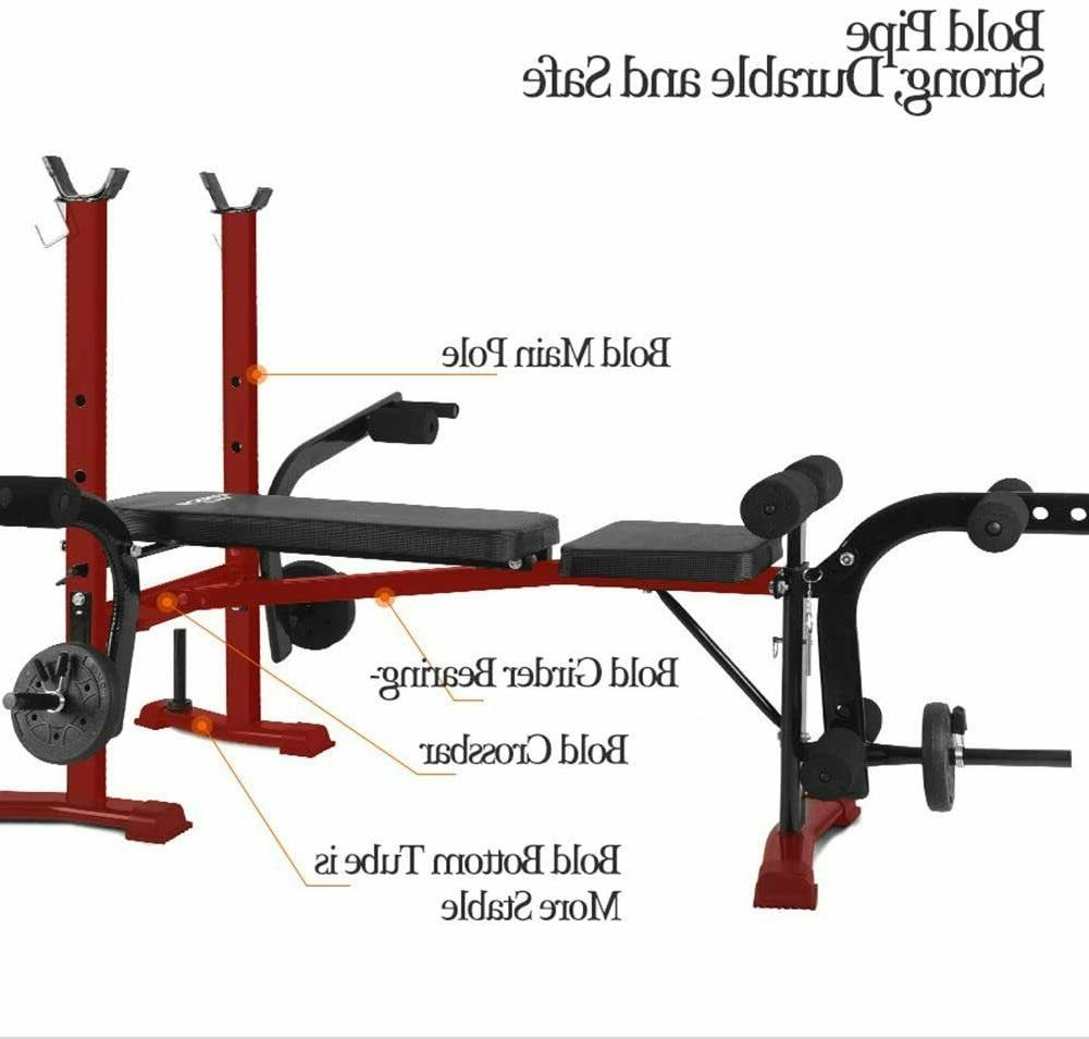 Body Exercise Fitness Incline press Weight