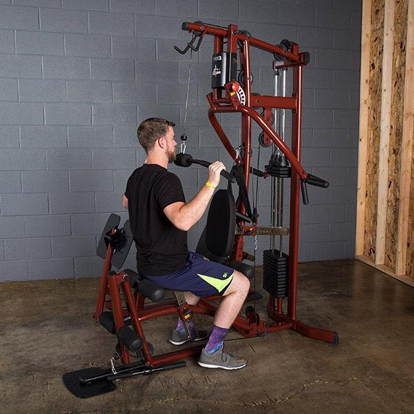 Body-Solid Multi Station Gym w/ Leg lb