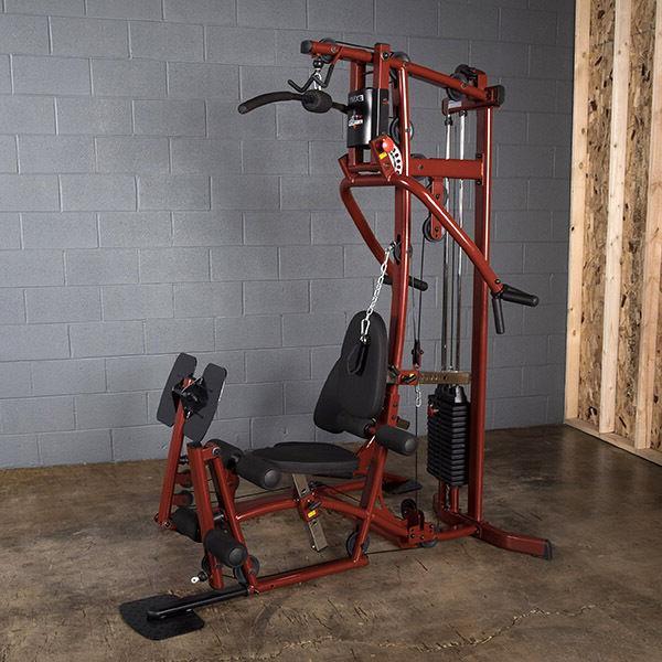 Body-Solid EXM1 Home Multi w/ Leg and 210 lb