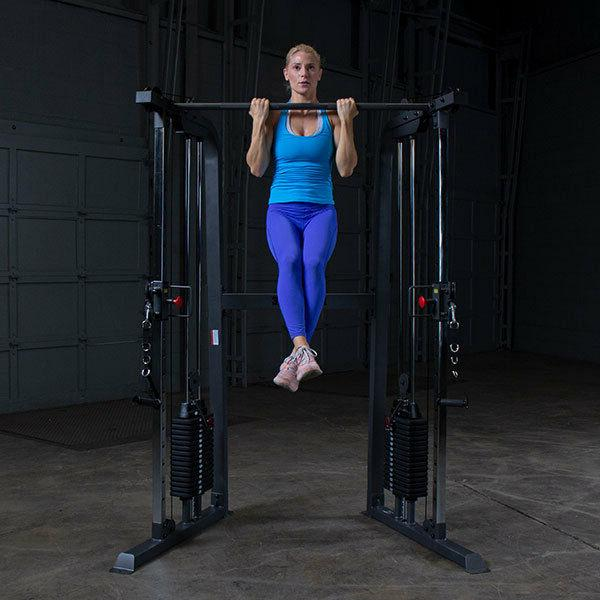 Body-Solid Powerline Functional - Adj Home Gym Stack