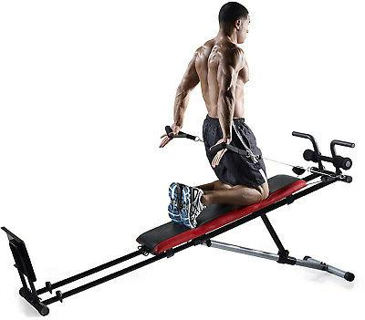 Body Weight Exercise Equipment Trainer Strength Home